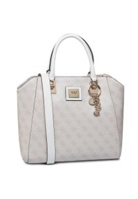 Beżowa torebka klasyczna Guess klasyczna