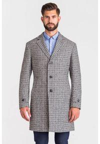 Płaszcz Joop! Collection w kolorowe wzory