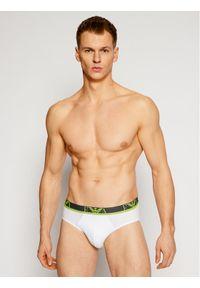 Emporio Armani Underwear Komplet 3 par slipów 111734 1P715 10281 Kolorowy. Wzór: kolorowy