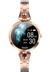 Smartwatch WATCHMARK Inteligentny Smartwatch Damski Smart Damski Media!. Rodzaj zegarka: smartwatch