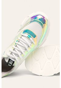 Wielokolorowe buty sportowe Steve Madden z cholewką, z okrągłym noskiem