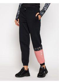 Czarne spodnie dresowe Roxy