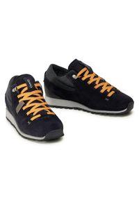 Niebieskie buty trekkingowe Aku z cholewką, trekkingowe, Gore-Tex