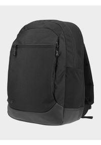 4f - Plecak miejski (19 L) z kieszenią na laptopa. Kolor: czarny