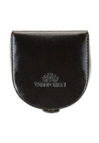 Czarny portfel Wittchen