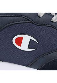 Champion Sneakersy Dsm S21698-S21-BS501 Granatowy. Kolor: niebieski