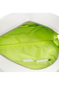 Biały plecak Armani Exchange casualowy