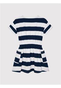 Mayoral Sukienka codzienna 3957 Kolorowy Regular Fit. Okazja: na co dzień. Wzór: kolorowy. Typ sukienki: proste. Styl: casual