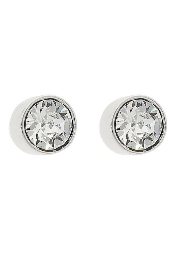 Swarovski Kolczyki Stud 5565604 Srebrny. Materiał: srebrne. Kolor: srebrny