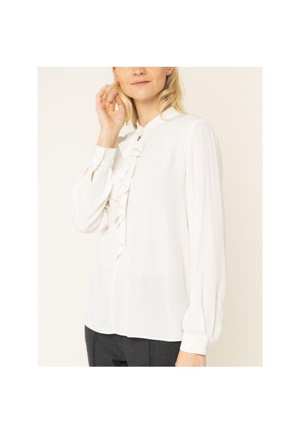 Biała bluzka Luisa Spagnoli