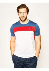 Biała koszulka sportowa Asics