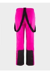 outhorn - Spodnie narciarskie damskie - Outhorn. Materiał: materiał. Sport: narciarstwo