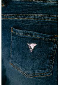 Niebieskie jeansy Guess Jeans
