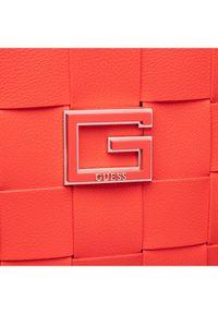 Guess Torebka Liberty City HWEG81 35220 Czerwony. Kolor: czerwony