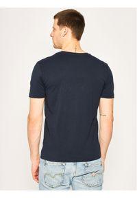 Niebieski t-shirt Marc O'Polo polo