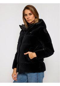 Czarna kurtka puchowa Blauer