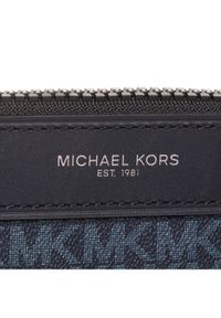 Niebieska kopertówka Michael Kors
