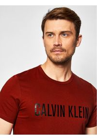 Calvin Klein Underwear T-Shirt 000NM1959E Czerwony Regular Fit. Kolor: czerwony