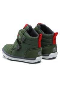 Reima - Trzewiki REIMA - Patter 569445 8930. Kolor: zielony. Materiał: materiał. Szerokość cholewki: normalna. Sezon: zima #6