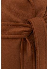 Pennyblack - Płaszcz. Okazja: na co dzień. Kolor: brązowy. Styl: klasyczny, casual