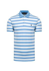 Koszulka polo Polo Golf Ralph Lauren w paski, sportowa, polo