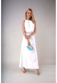 Sukienka wizytowa Nommo elegancka, maxi