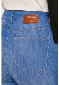 Niebieskie jeansy TALLY WEIJL w kolorowe wzory