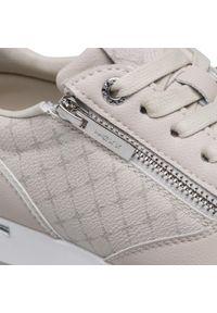 Sneakersy MEXX - Djana MXK0206W Sand 2022. Okazja: na co dzień, na spacer. Kolor: beżowy. Materiał: skóra ekologiczna. Szerokość cholewki: normalna. Sezon: lato. Styl: casual, sportowy