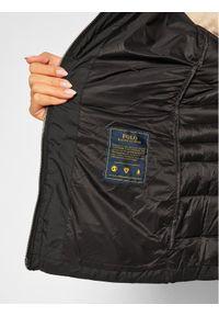 Czarna kurtka zimowa Polo Ralph Lauren polo #6