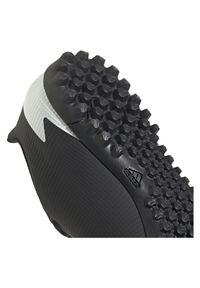 Adidas - Buty piłkarskie adidas Predator 20.4 TF FW9205. Zapięcie: sznurówki. Materiał: syntetyk. Szerokość cholewki: normalna. Wzór: geometria. Sport: piłka nożna