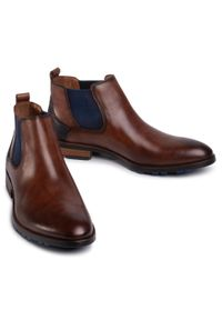 Brązowe buty wizytowe Lloyd klasyczne #6
