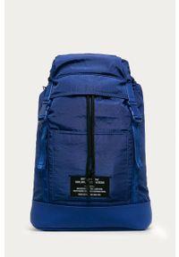 Niebieski plecak Diesel