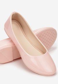 Różowe baleriny Renee