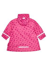 Playshoes Kurtka przeciwdeszczowa 408531 M Różowy Regular Fit. Kolor: różowy