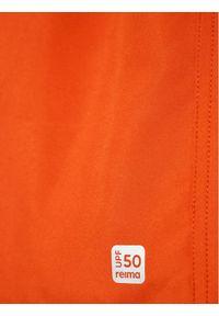 Reima Szorty kąpielowe Somero 532231 Pomarańczowy Regular Fit. Kolor: pomarańczowy
