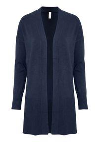 Niebieski sweter Soyaconcept długi