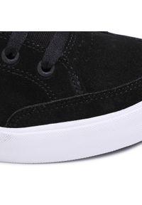 Czarne sneakersy C1rca na co dzień, z cholewką