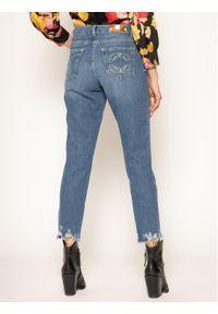 Niebieskie jeansy Patrizia Pepe