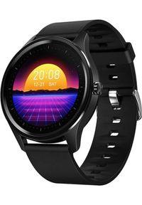 Smartwatch Bakeeley DT55 Czarny. Rodzaj zegarka: smartwatch. Kolor: czarny