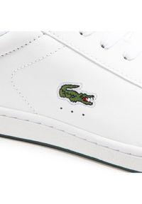 Lacoste Sneakersy Carnaby Evo 0721 2 Sma 7-41SMA00031R5 Biały. Kolor: biały. Model: Lacoste Carnaby Evo