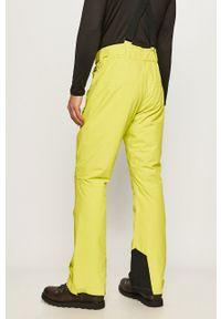 Protest - Spodnie. Okazja: na co dzień. Kolor: zielony. Materiał: materiał. Styl: casual #3