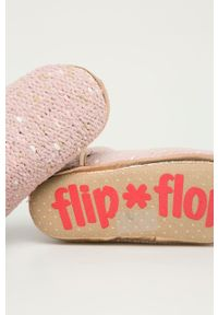 Flip*Flop - Kapcie Bonny. Kolor: różowy