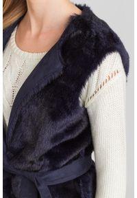 Kamizelka Liu Jo elegancka, w kolorowe wzory