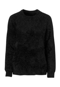 Czarny sweter Cellbes na co dzień, elegancki