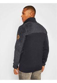 CMP Bluza 30H1757 Czarny Regular Fit. Kolor: czarny