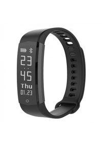 Czarny zegarek LENOVO sportowy, smartwatch