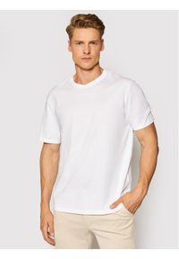 Only & Sons T-Shirt Millenium Life 22020074 Biały Regular Fit. Kolor: biały