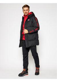 Czarna kurtka puchowa Tommy Jeans #7