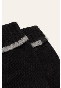 Czarne rękawiczki Blend