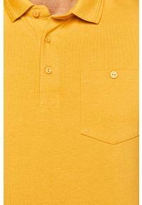 Żółta koszulka polo medicine polo